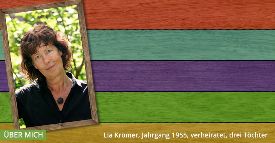Über mich / Zur Person Lia Krömer